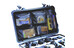 Peli Låg Organizer Campingopbevaring tilbehør til Box Flightcase 1510 grå/sort